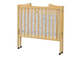 Used Mini Crib Baby Cribs Vintage Geeny Animal Print Stacker Nursery