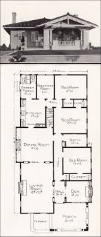 craftsman bungalow floor plans best 25 bungalow floor plans ideas on bungalow house