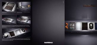 Electric Cooktop With Downdraft Ventilation The New Vario Cooktops 400 Series Gaggenau Pdf Catalogues
