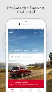 si e auto avis avis car rental on the app store
