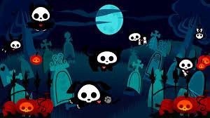 halloween desktop themes skelanimals wallpaper desktop themes