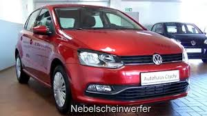 volkswagen polo red volkswagen polo 1 2 tsi bmt comfortline fy079490 sunset red