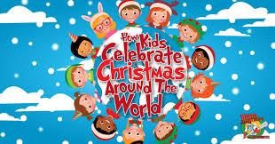 how children celebrate around the world