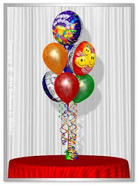 balloon delivery dc hot air balloon bouquet for birthdays balloons