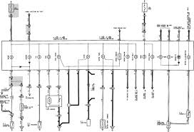 toyota starlet wiring diagram with simple pictures wenkm