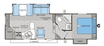 jayco eagle floor plans 2015 jayco eagle ht 26 5 rks corral sales rv