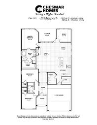 chesmar homes floor plans bridgeport plan willow wood chesmar homes dallas