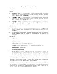 Agreement Letter Template Between Two Parties Best Novation Agreement Contemporary Office Worker Resume Sample