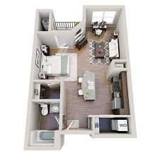 Floor Plan Apartment Design 76 Best Planos Monoambiete Images On Pinterest Small Houses