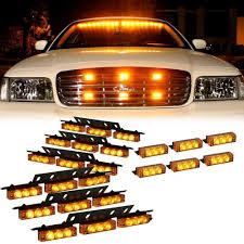 use of amber lights on vehicles amazon com nilight 72 x ultra bright led emergency warning use