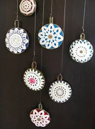 25 best cool use of crochet doilies images on crochet