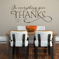 dining room wall decals sayings and dining room wall decals