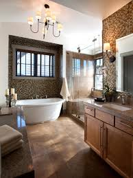 mosaic ideas for bathrooms fireplace mosaic tile with bathroom mirros and wall sconces plus