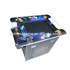sit down arcade cabinet pacman arcade party cocktail sit down home game machine buy home