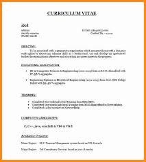 curriculum vitae format for freshers pdf 7 resume format for freshers pdf musicre sumed