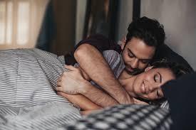 Husband Romance In Bedroom Help Your Partner Sleep Better Sleep Org