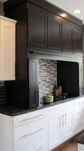 Two Tone Kitchen Cabinets Black And White 57 Best Kitchen Makeover Ideas Images On Pinterest Kitchen