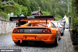 orange ferrari the ferrari f355 built to climb speedhunters
