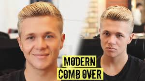 mens comb ove rhair sryle mens side part comb over haircut hairstyle 2016 mens hair