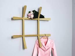 wall mounted coat rack new modern wall mounted coat rack u2014 jen u0026 joes design modern