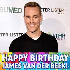 James Van Der Memes - abc7ny happy birthday james van der beek we hope the facebook