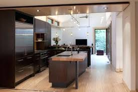 Kitchen Island With Table Extension Kitchen Island Extension Open L Shaped Kitchen Island With Table