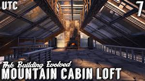 ark building evolved episode 7 mountain cabin loft