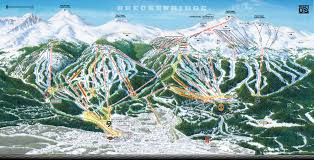 Colorado Trail Maps by Breckenridge Co Ski Maps Pinterest Hiking Breckenridge Map