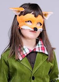 Fantastic Fox Halloween Costume Fantastic Fox Style Mask
