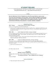 college student resume exles sle of college student resume fungram co
