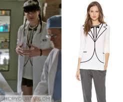 Ncis Abby Halloween Costume Shop Tv Ncis Season 11 Episode 14 Abby U0027s White Fake Tuxedo