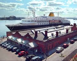 saga pearl 2 commences port of cork cruise season 2017