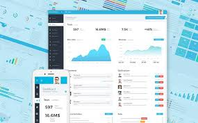 make your back end stylish with templatemonster u0027s bootstrap