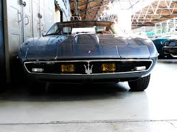 maserati ghibli modified maserati ghibli 5000 ss carrozzeria ghia 1969 1973 flickr