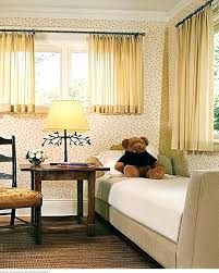 Small Window Curtain Decorating Window Curtains Teawing Co
