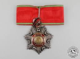Ottoman Medals Turkey Europe