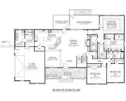 Square Feet by 2500 Square Foot House Plans Feet 3 Bedroom Bathroom Farmhouse