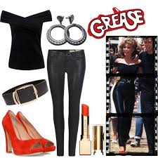 Sandy Danny Grease Halloween Costumes 12 Lilly U0027s Costume Idea Images Sandy
