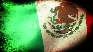 Mexico Flags Mexico Flag Waving Grunge Look Lizenzfreie Stock Videos Und Clips