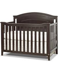 Convertible Crib Espresso Get The Deal 6 Sorelle Glendale 4 In 1 Convertible Crib