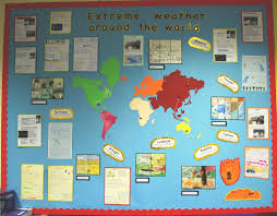 weather display with word fact files jennie m s pgce site