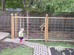 yard fence for dogs home u0026 gardens geek