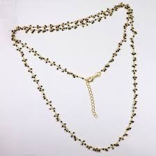 indian beads necklace images Black colour a bd990 stunning designs indian handmade colourfull jpg
