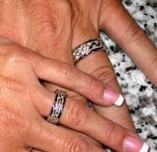 silver wedding ring sets silver wedding ring sets the wedding specialiststhe wedding