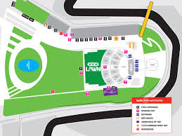 hitheater map 360 amphitheater parking map free printable images