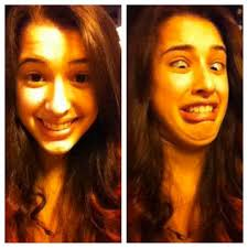 Ugly Smile Meme - 25 hilarious exles of pretty girls ugly faces smosh