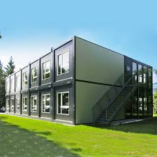 combined 20ft container house for accommodation jzx20 3