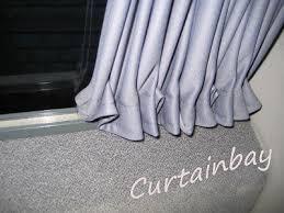 Camper Van Blinds Vw Transporter T4 Curtains Full Set Campervan Blinds Grey 125 66