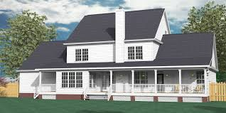 house plans with rear view houseplans biz house plan 3556 a the providence a