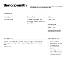 logo design proposal template askafrica info